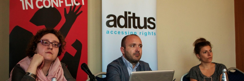 refugees human rights Malta Neil Falzon