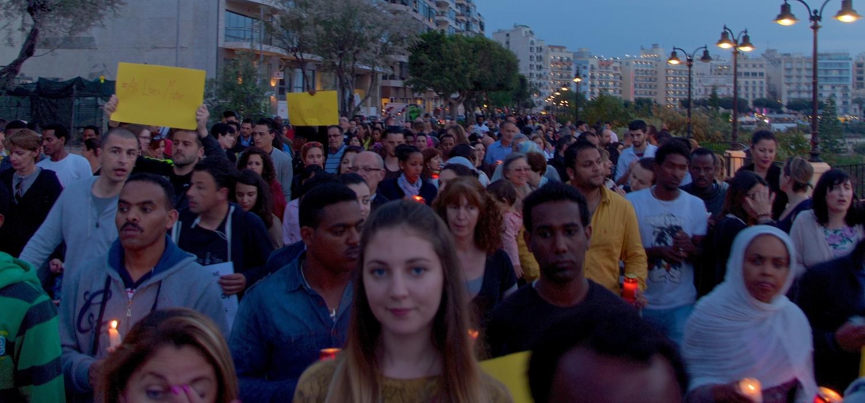 refugees human rights Malta