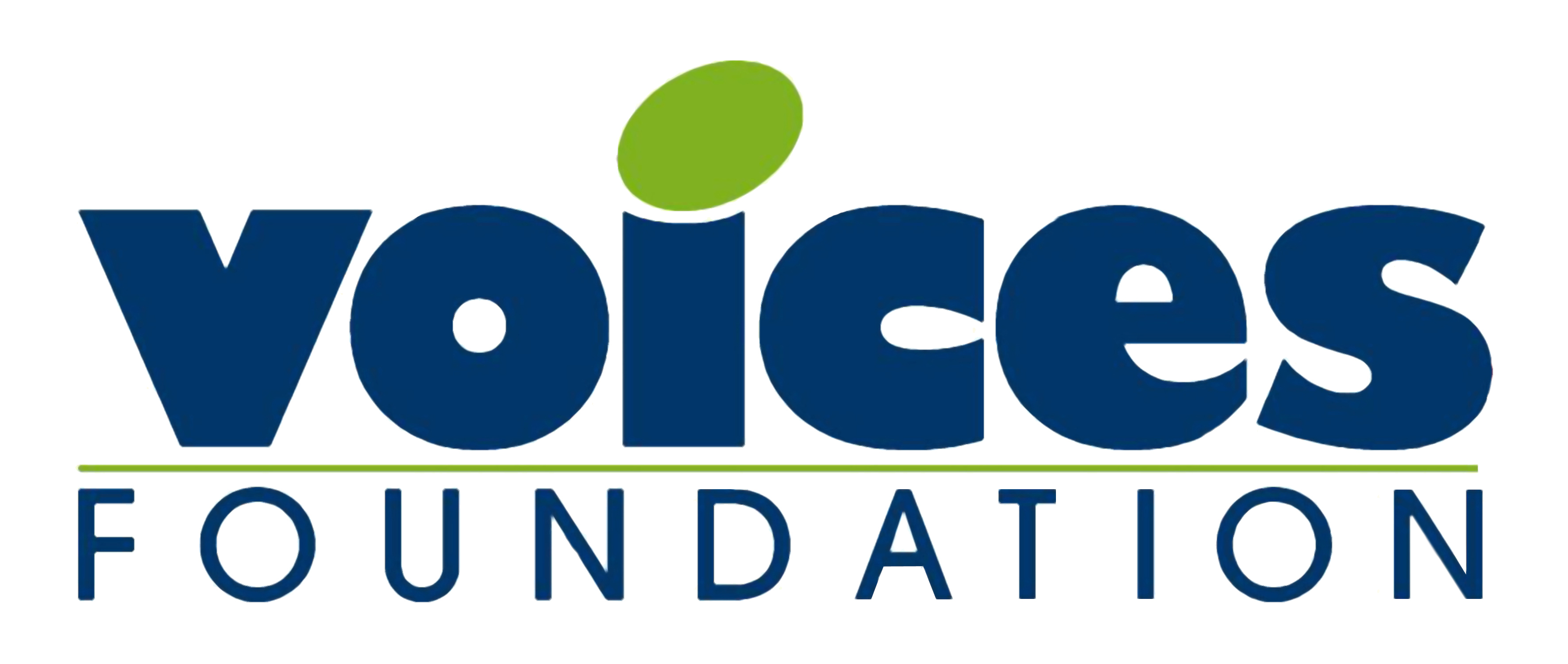 Voices Foundation logo COL