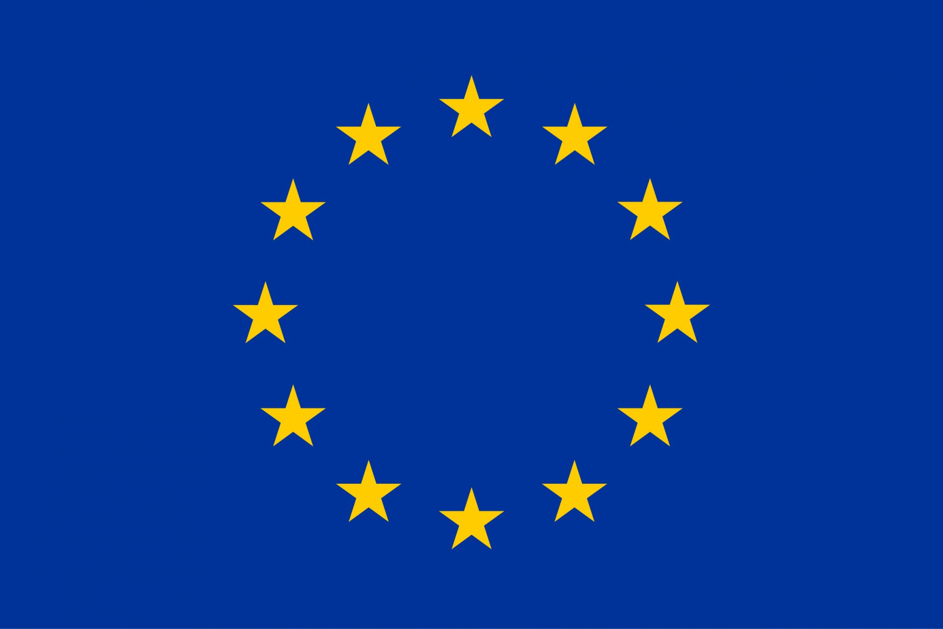 10. EU flag_yellow_high